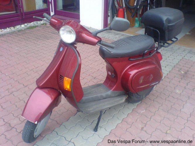 Mein Roller