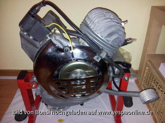 Vespa PK 50 XL HP4 Motor