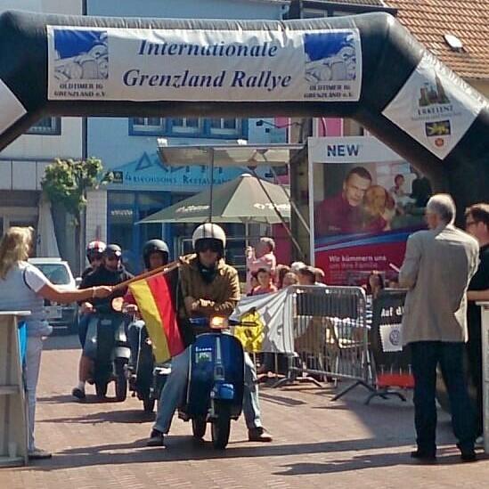 Oldtimer Rallye Erkelenz 2014