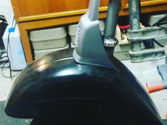 PK Gabel für die V50 Rettung