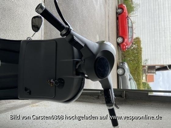 Vespa pk xl 2 Lenkerverkleidung Umbau