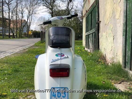 Vespa 50 special 71´