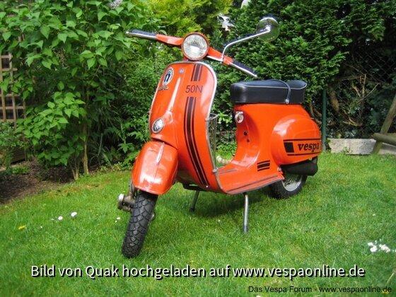 50N Rundlicht - Originallack - Baujauhr 1980