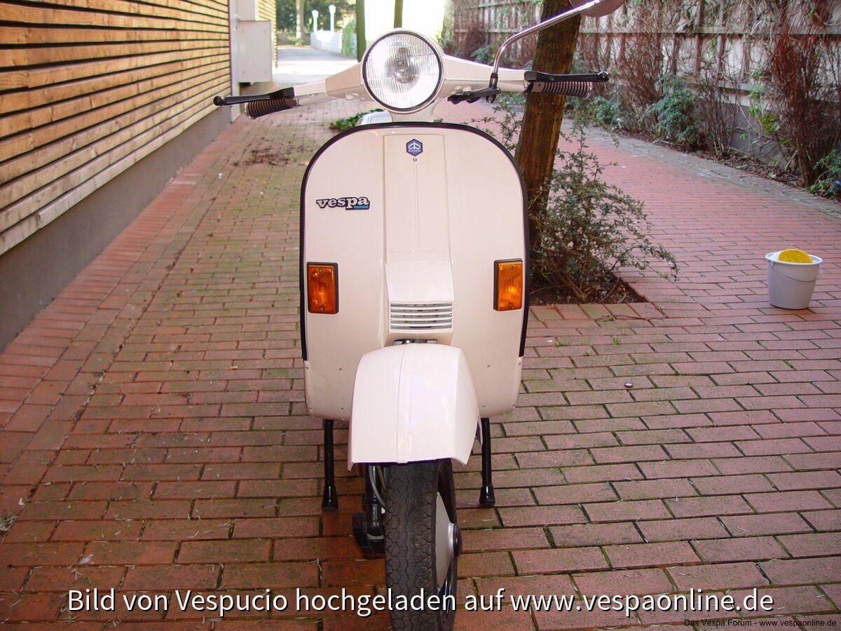 Vespa PK 50  Automatica 1986