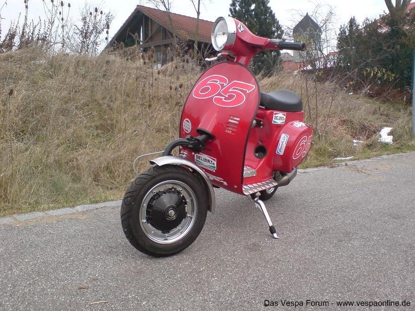 Vepa PK 136 ccm
