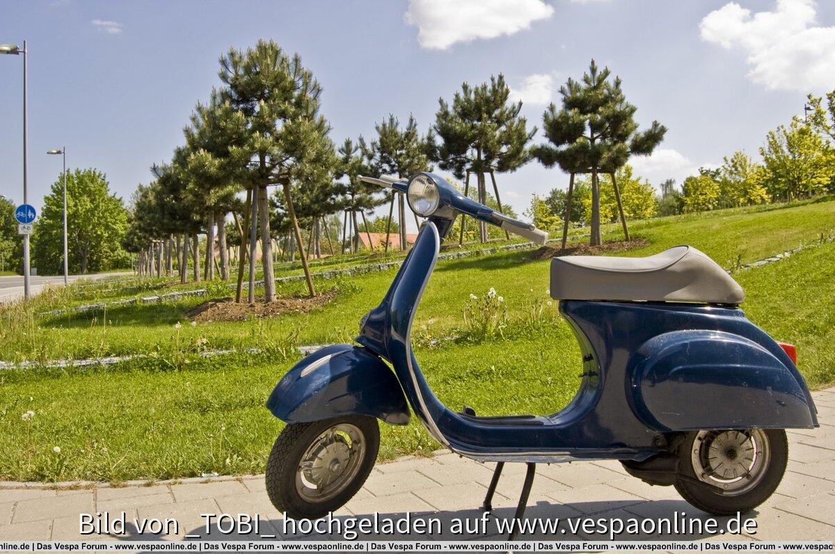 Vespa 50R