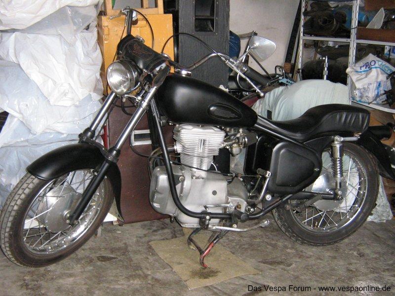 Meine AWO 425 S