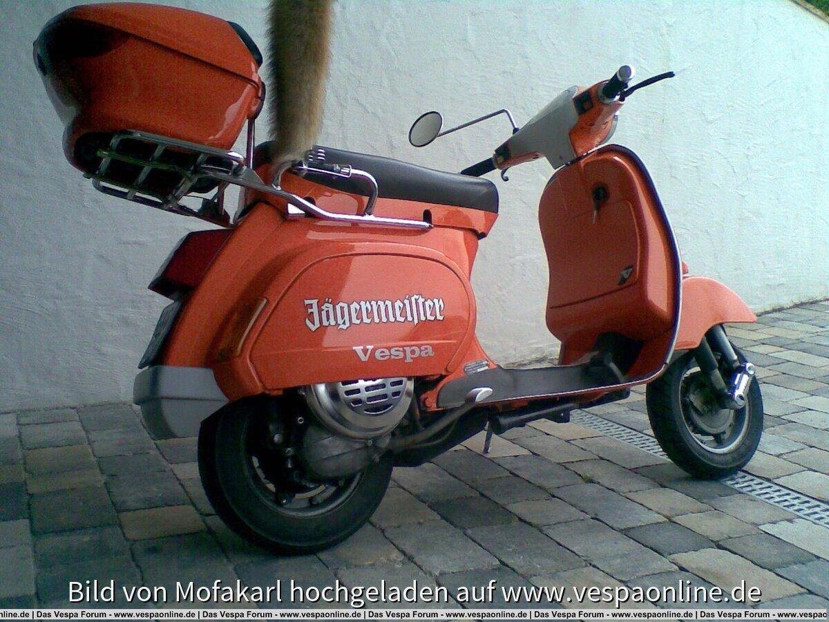 Jägermeister-Fuchsschwanz im Stand-by-Betrieb