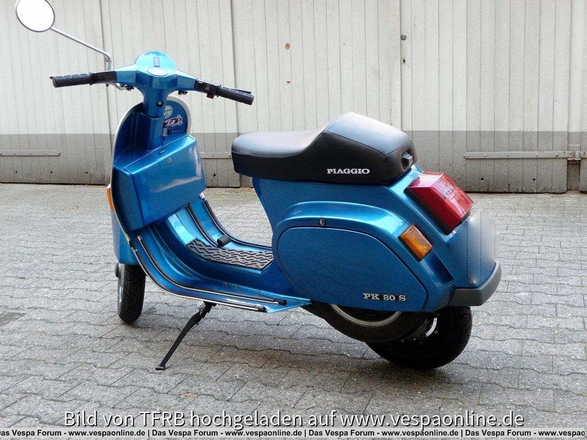Meine PK80S (100ccm)