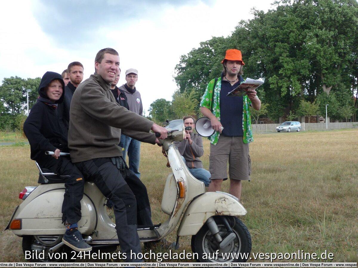 24Helmets.de - Heidetreffen 2009
