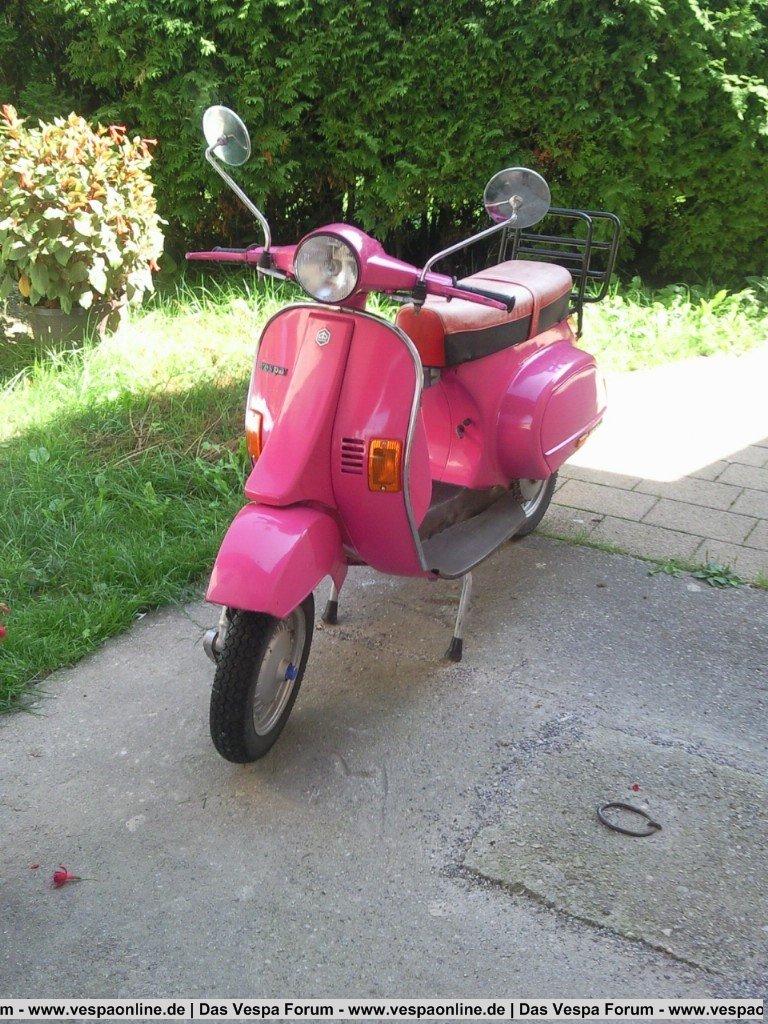 Vespa pk50 xl