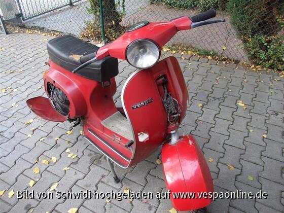Winterprojekt 2009 PK 50S Lusso BJ. 85