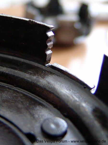 Kupplungskorb Verschleiß 3