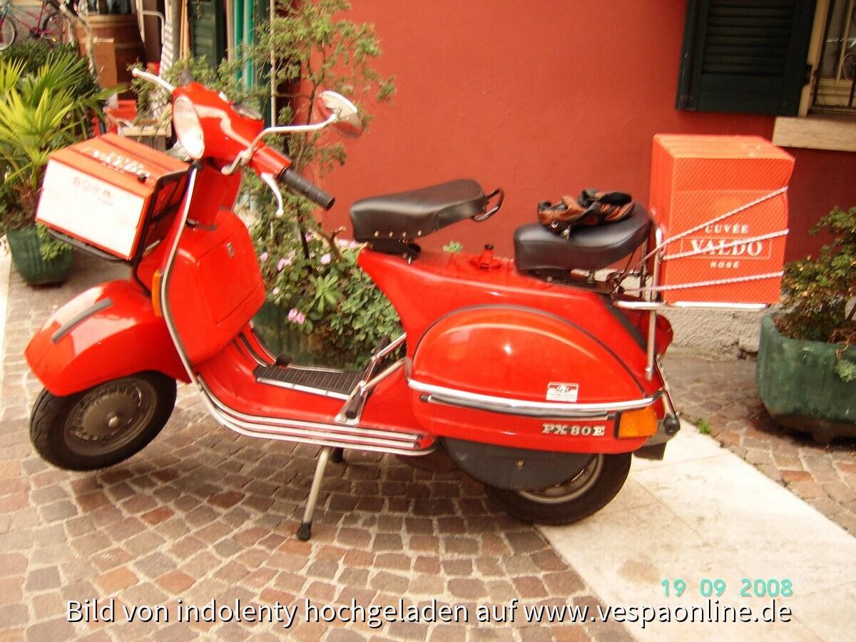 indolenty und die PX in Italien