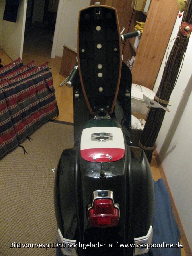 Mein Roller BJ 1980