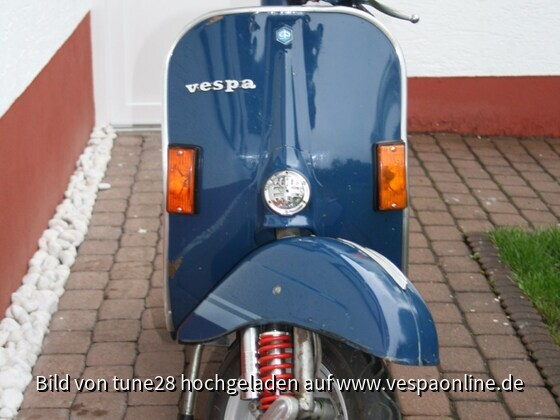 Vespa ET3