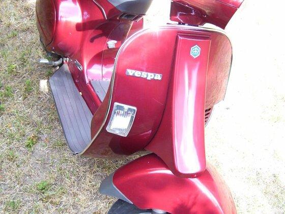 Meine PK50 XL2 rot