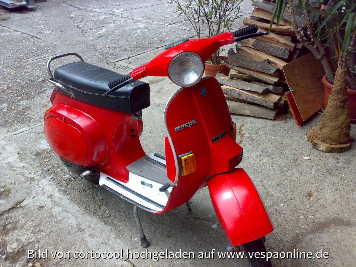 Vespa pk 50 s