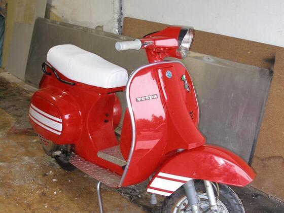 Vespa  Pk50xl