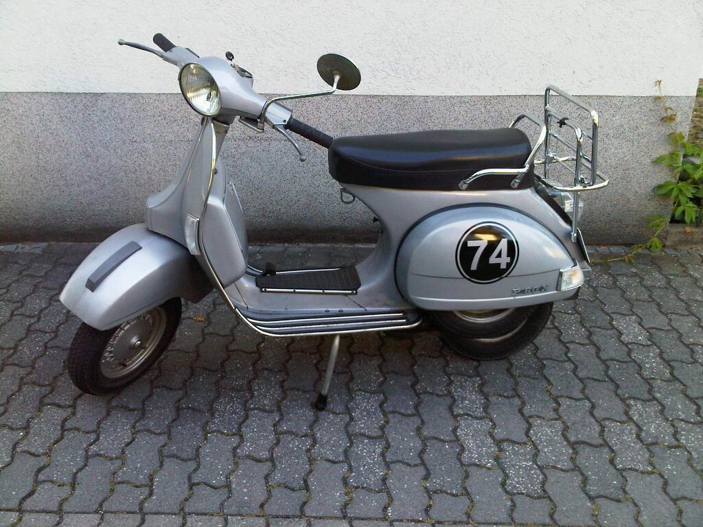Vespa von `82