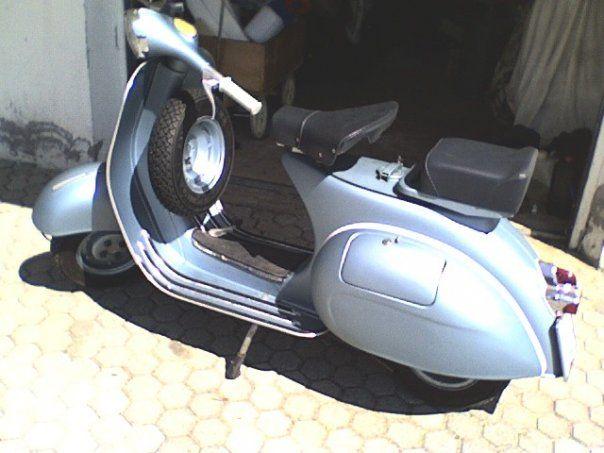 Vespa 150 VBA (1959)