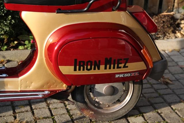 Iron Miez seite