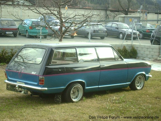 Mein Kadett B Caravan