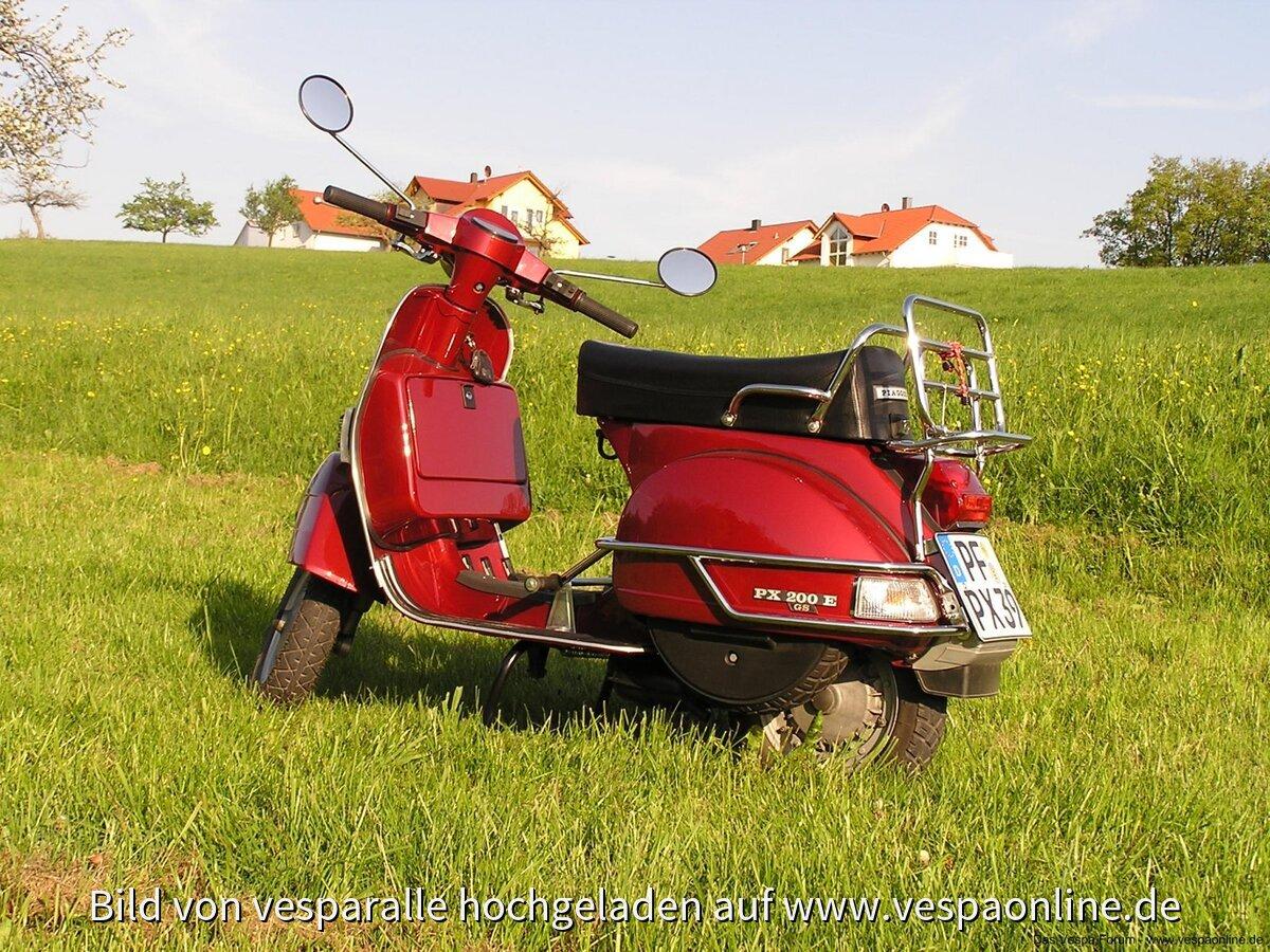 PX 200 E GS