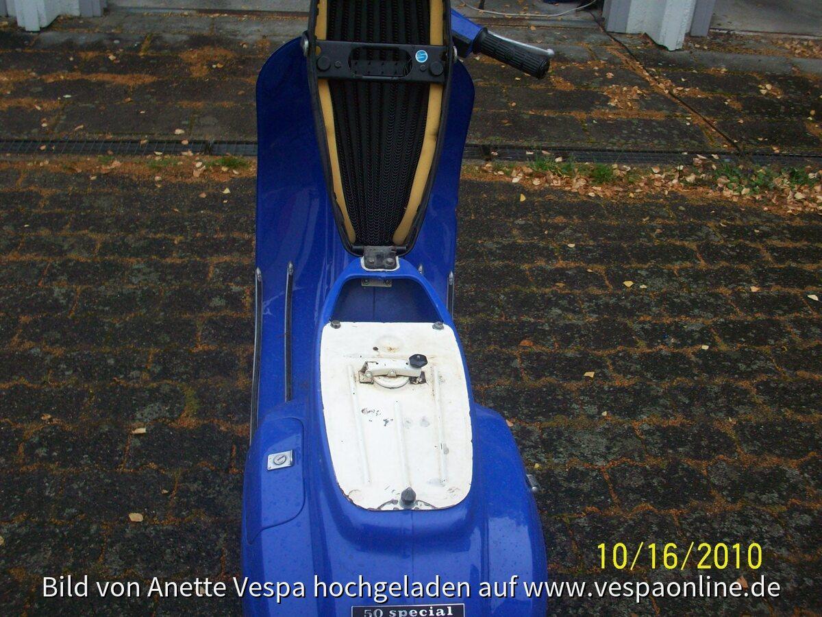 Anette's Vespa Spezial