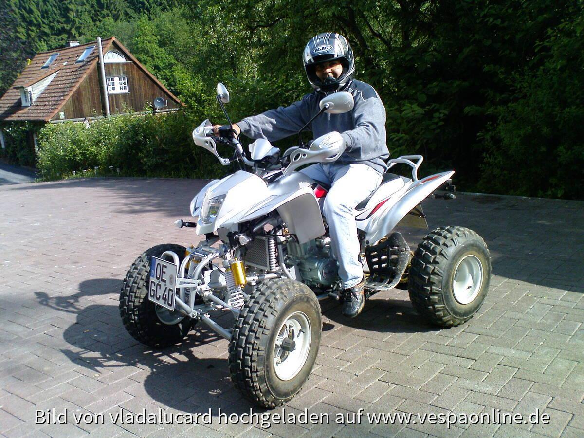 Motorradersatz wenn kein A lappen :-)