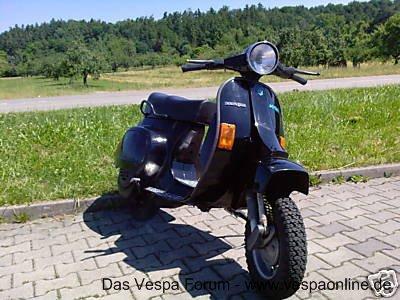 Meine Vespa PK 50Xl