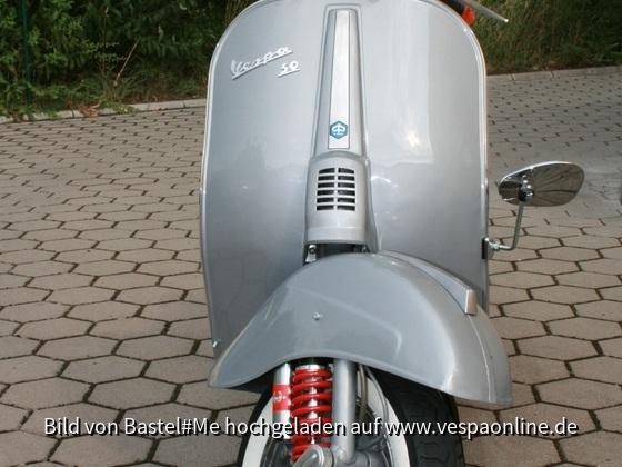 Vespa N50 Elestart Bj 1972 Restauriert