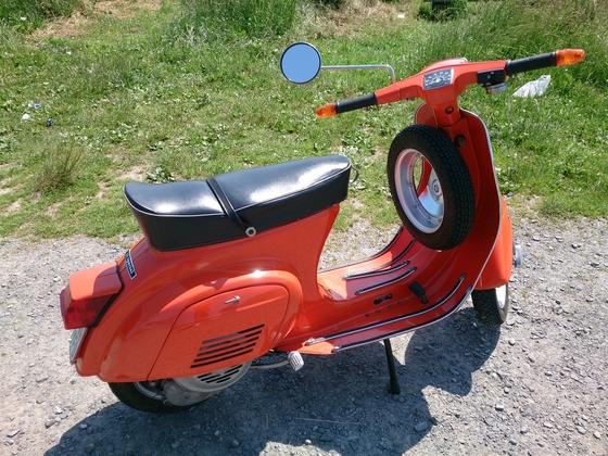 Vespa v50 N Special