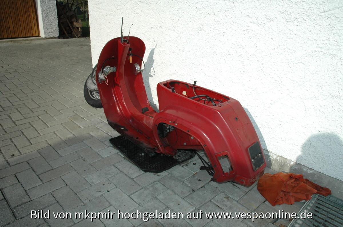 Vespa PK 50 XL Baujahr 1986