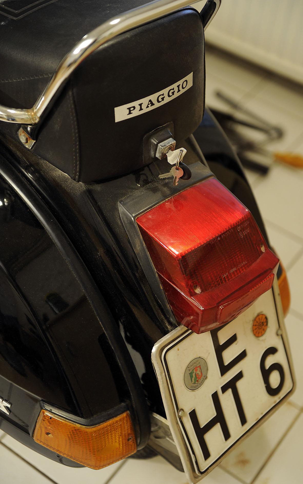 P80X mit 125-Kubiksatz, Bj. '82