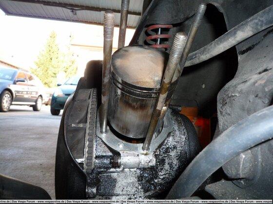 Zylinder und Kolben