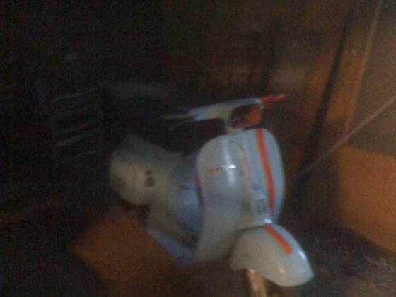 Vespa Restauration 005