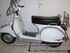 Vespa 200 PX Bj.86b