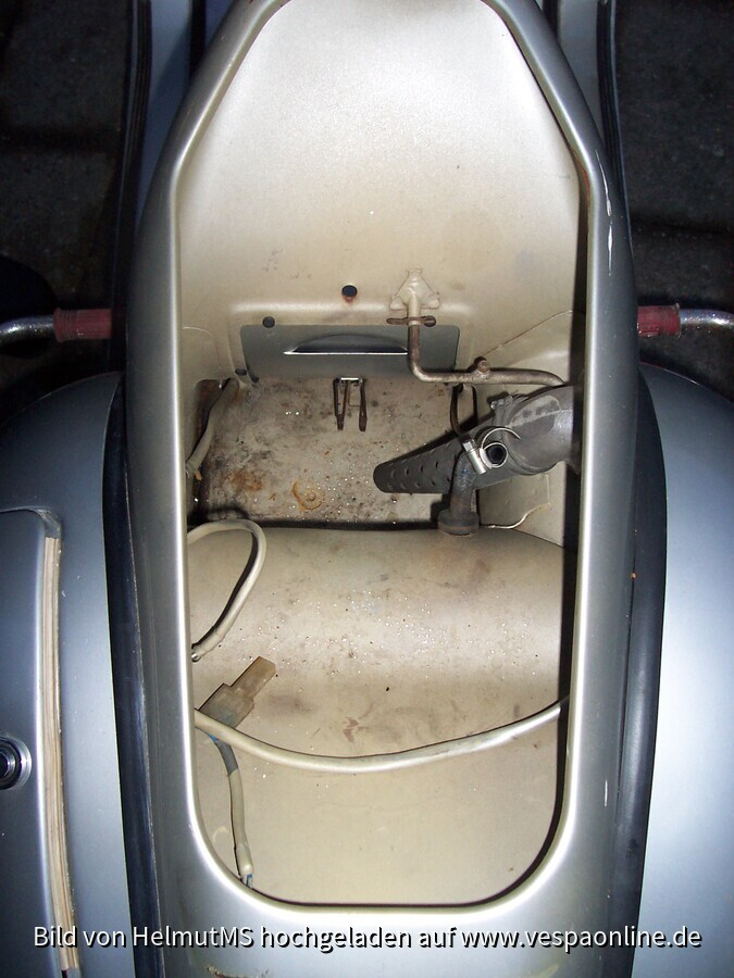 Hemut's Vespa GS/3 150 1960