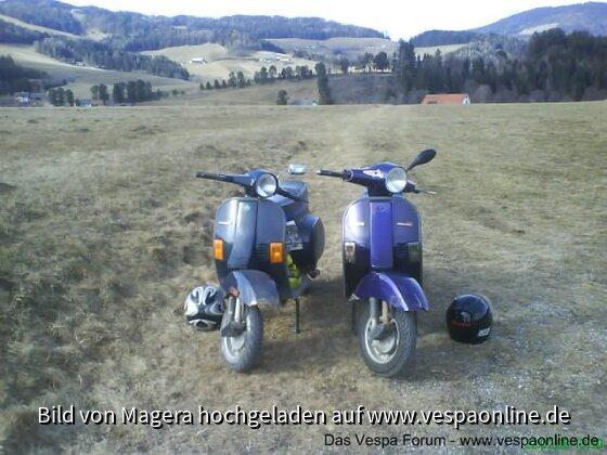 Vespa XL1 & XL2