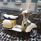 ... mit Schnee !