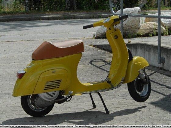 Vespa Special Bj. 70