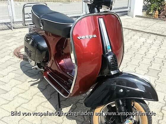 Vespa 50 N special