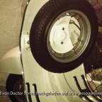 Beinschild Ersatzrad
