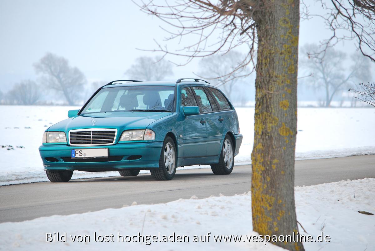 Benz Vorne-rechts
