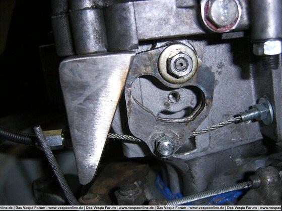 XL2 Motor mit Einseilschaltung