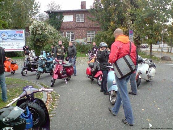 Abrollern 08 in Lübeck