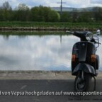 Vespa Ausflug