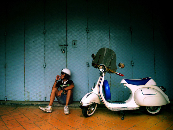 Vespa_by_aNdicTed