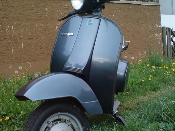Mein Vespa Pk 50 XL